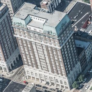 Exchange Building (Birds Eye)