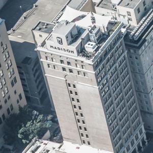 Madison Hotel (Birds Eye)