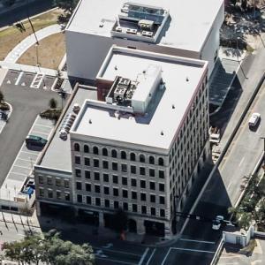 Dyal-Upchurch Building (Birds Eye)