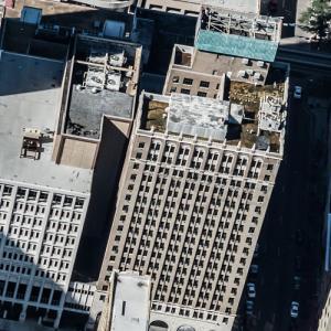 Barnett National Bank Building (Birds Eye)