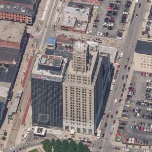 Rand Building (Birds Eye)