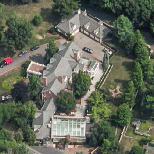 Alicia Keys' House (Birds Eye)