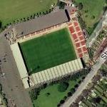 County Ground (Bing Maps)