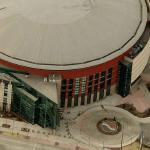 Pepsi Center (Birds Eye)
