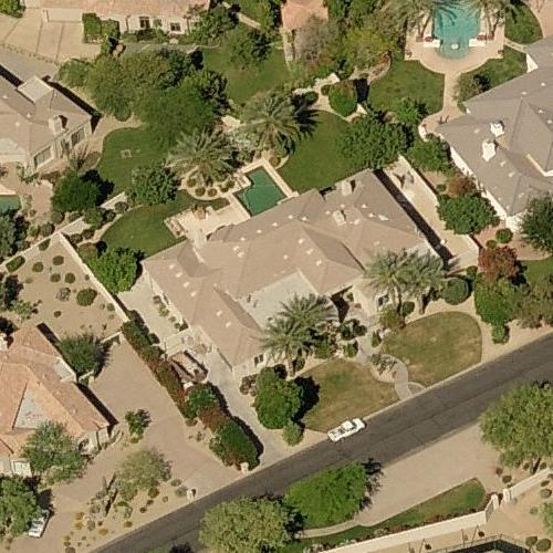 Muhammad Ali's House (Birds Eye)