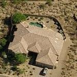 Lou Rawls' House (former) (Birds Eye)