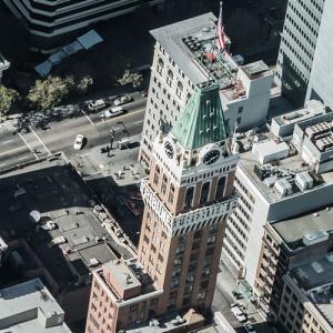 Tribune Tower (Birds Eye)
