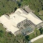 Monica Seles' House (Former) (Birds Eye)
