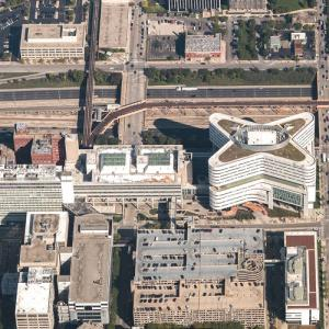 Rush University Medical Center (Birds Eye)