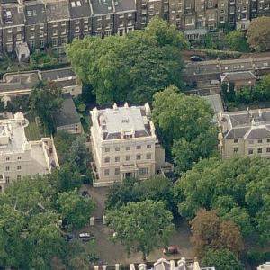 Embassy of Lebanon, London (Birds Eye)
