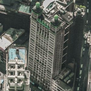 Park Row Building (Birds Eye)