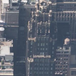 American Radiator Building (Birds Eye)