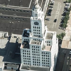 Inquirer Building (Birds Eye)