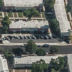 "Housing Project murder site (""Dexter"") (Birds Eye)"