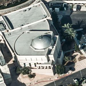 Congregation Beth Israel (oldest synagogue in California) (Birds Eye)