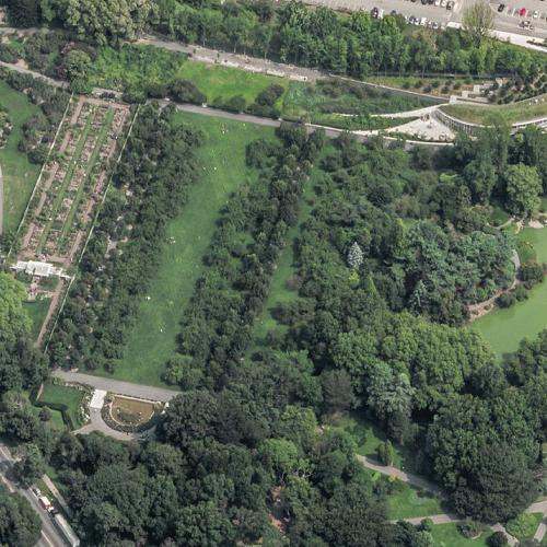 Tivoli Park Apartments: Brooklyn Botanic Garden In New York, NY (Google Maps