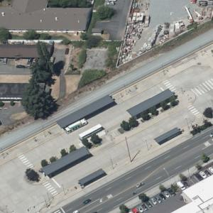 Lakewood Station (Birds Eye)