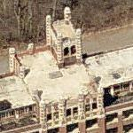 Waverly Hills Sanitorium - Haunted (Birds Eye)