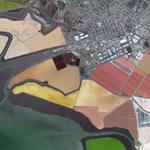 Cargill Salt Ponds (Bing Maps)