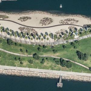 Shoreline Aquatic Park (Birds Eye)