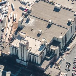 Sears, Roebuck & Company Mail Order Building (Birds Eye)