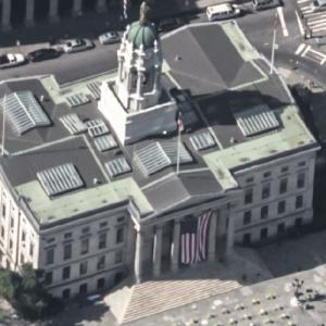 Brooklyn Borough Hall (Birds Eye)