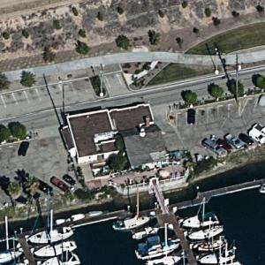 "Light House Yacht Landing (""Dexter"") (Birds Eye)"
