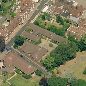 King's School, Rochester (Birds Eye)