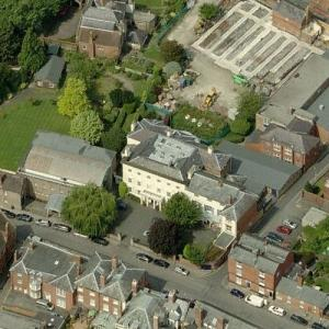 Hereford Cathedral School (Birds Eye)