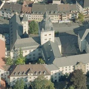 Gymnasium Theodorianum (Birds Eye)