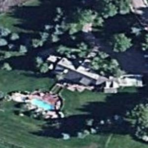 Goldie Hawn & Kurt Russell's House (Bing Maps)