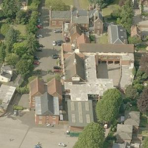 Colchester Royal Grammar School (Birds Eye)