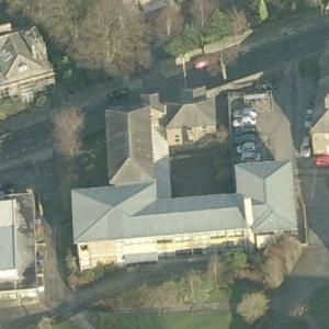 Lancaster Royal Grammar School (Birds Eye)