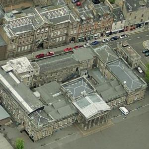 High School of Dundee (Birds Eye)