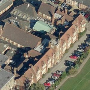 Bablake School (Birds Eye)