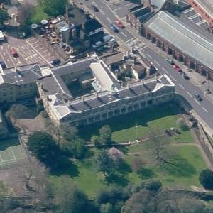 St George's School, Windsor Castle (Birds Eye)