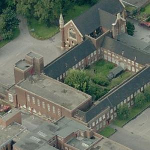 Hall Cross Academy (Birds Eye)