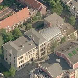 Praedinius Gymnasium (Birds Eye)
