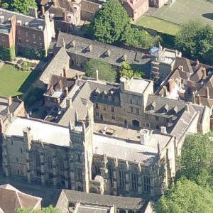 Winchester College (Birds Eye)