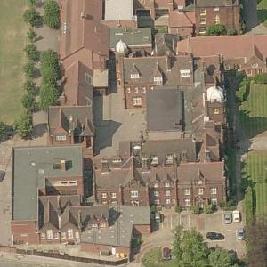 Ipswich School (Birds Eye)