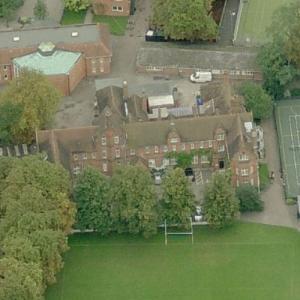 King's College School, Cambridge (Birds Eye)