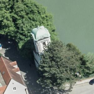 St. Jakobs water tower (Birds Eye)
