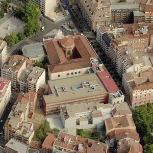 University of Valladolid (Birds Eye)