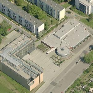 University of Rostock (Birds Eye)