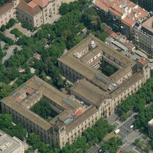 University of Barcelona (Birds Eye)