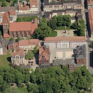University of Greifswald (Birds Eye)