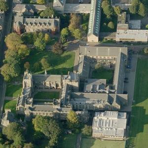 University of Aberdeen (Birds Eye)