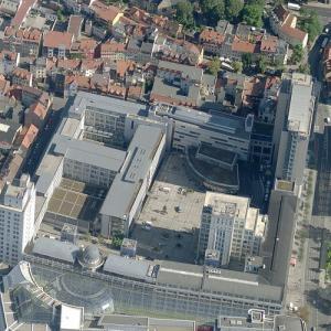 University of Jena (Birds Eye)