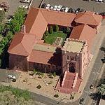Masonic/Scottish Rite Temple Santa Fe (Bing Maps)