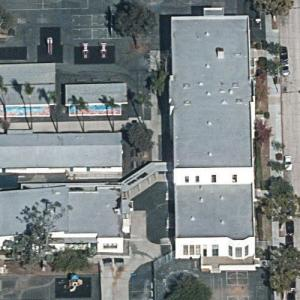 "Mann Elementary School (""Dexter"") (Birds Eye)"